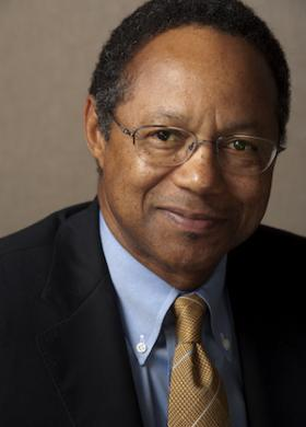 Chancellor A. Eugene Washington portrait